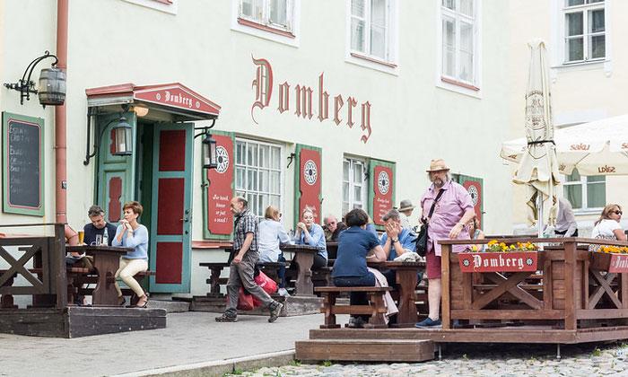 Паб «Domberg» (Таллин)
