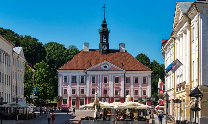 Городская ратуша (Тарту)