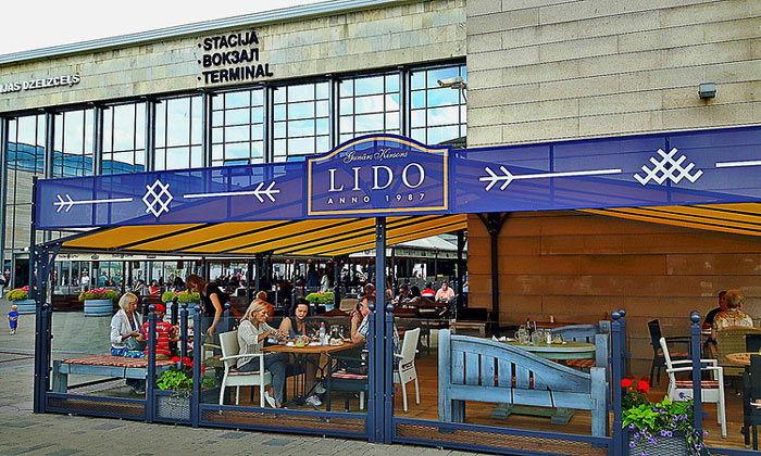 Ресторан «Lido» (Рига)