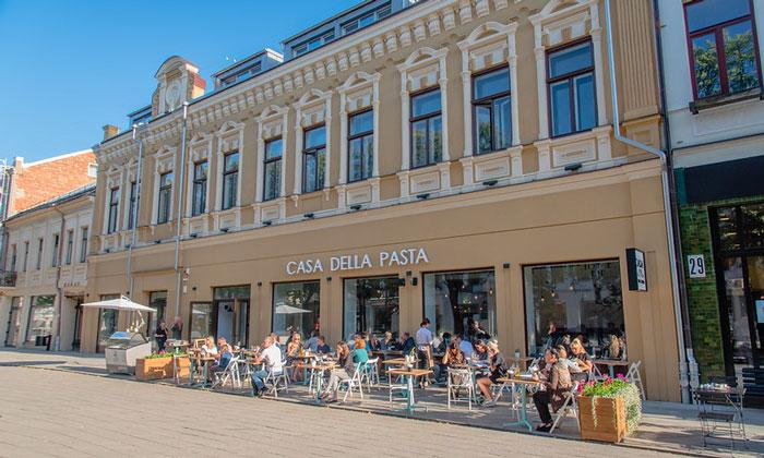 Ресторан «Casa Della Pasta» (Каунас)