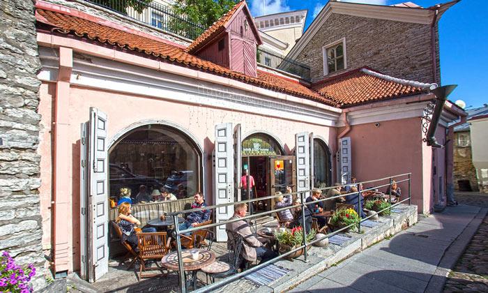 Ресторан «Pika Jala» в Таллине