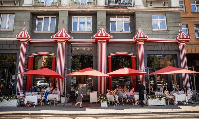 Ресторан «Sugamour» в Вильнюсе