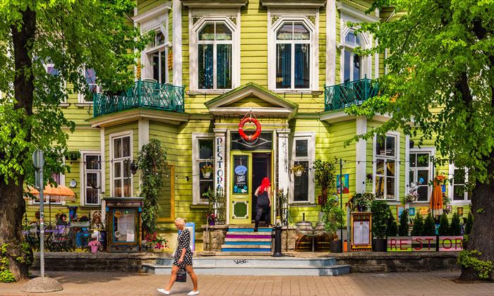 Ресторан «Tai Boh» (Таллин)