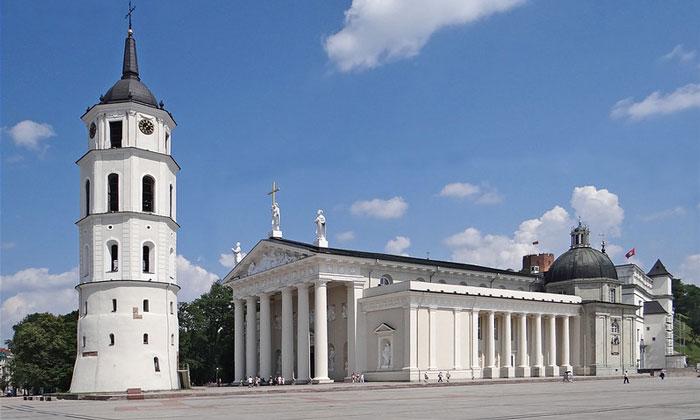 Собор Святого Станислава в Вильнюсе
