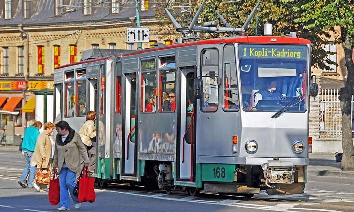 Городской трамвай (Таллин)