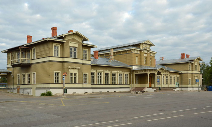 Железнодорожный вокзал (Тарту)