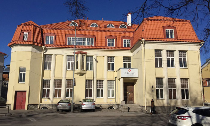 Хостел «Fat Margaret's» в Таллине