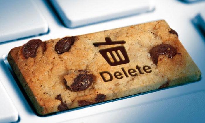 Удаление файлов cookie