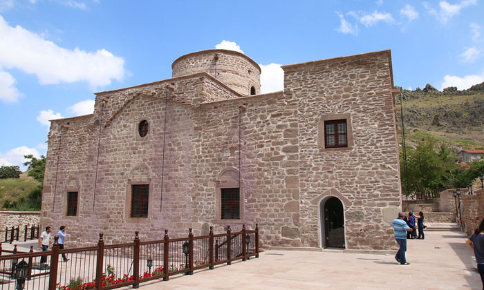 Церковь Елены Равноапостольной в Силле