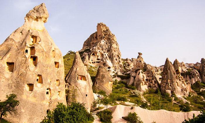 Красоты Невшехира в Каппадокии
