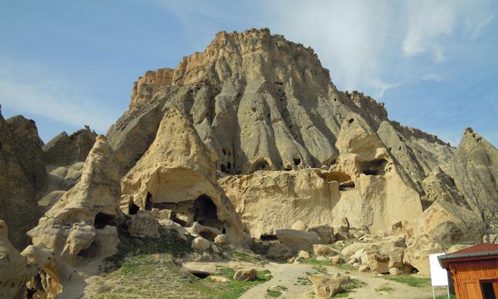Монастырь Селиме в Каппадокии