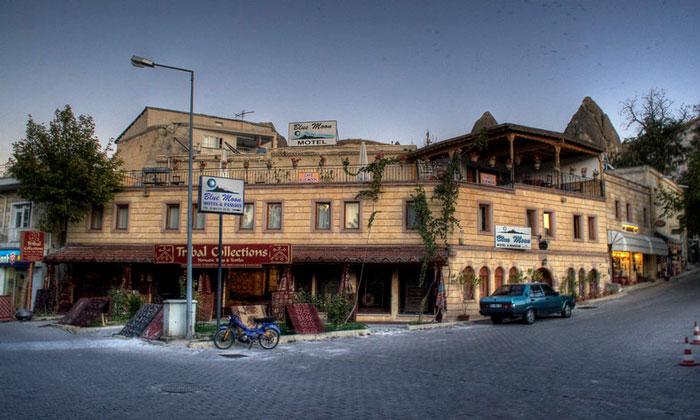 Отель «Blue Moon» в Гёреме