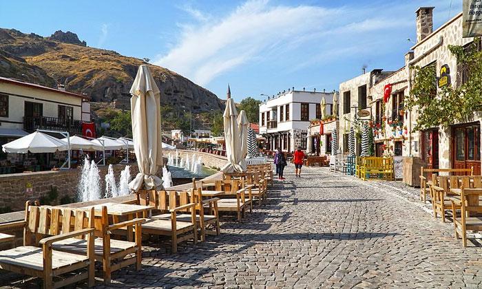 Улицы Силле в Турции